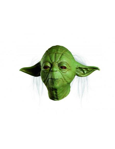 Máscara Yoda deluxe adulto