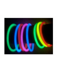Pulsera luminosa Glowstick