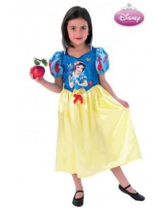 Disfraz Blancanieves niña disney  Tallas-5-6 años