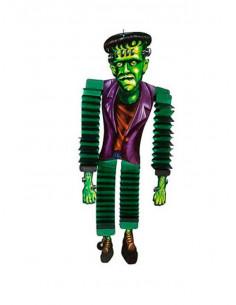 Frankenstein articulado decoración