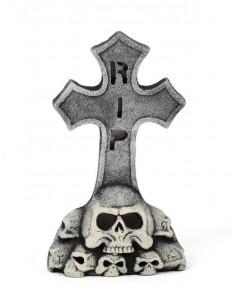 Lápida para Halloween