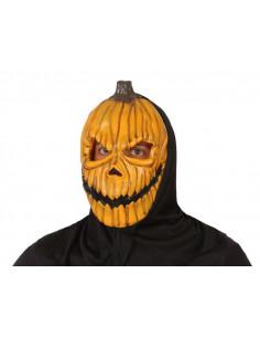 Máscara de calabaza látex