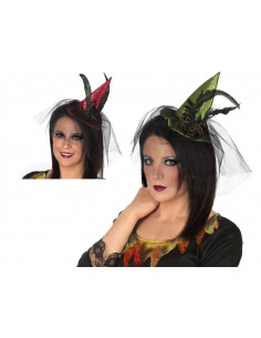 Mini sombrero de bruja