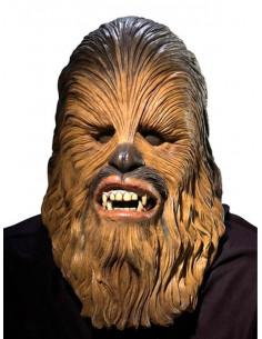 Máscara látex Chewbacca Deluxe
