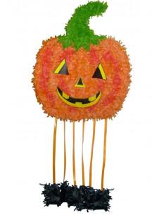 Piñata calabaza Halloween mediana