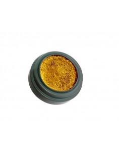 Maquillaje al agua metalizado