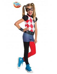 Disfraz de Harley Quinn para niña