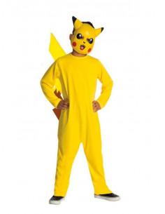Disfraz Pikachu Pokemon niño