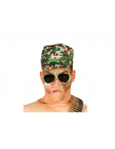 Gorra militar de camuflaje