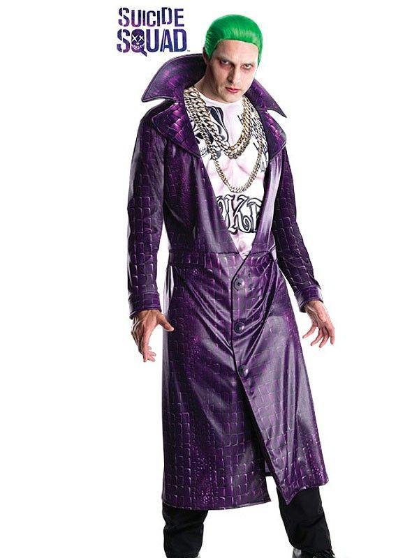 1546bcf8d Disfraz Joker Deluxe hombre