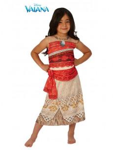 Disfraz Vaiana Disney niña