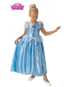 Disfraz de la Cenicienta para niña