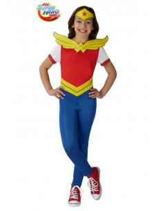 Disfraz Wonder Woman para niña
