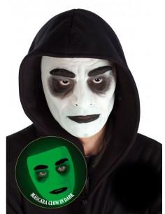Máscara de Darkman brilla en la oscuridad
