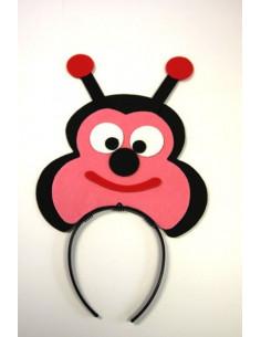 Diadema de insecto infantil