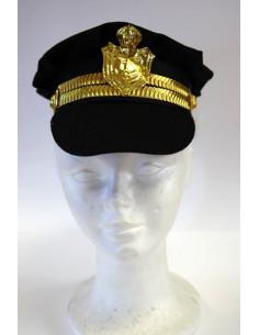 Gorra policía de gala