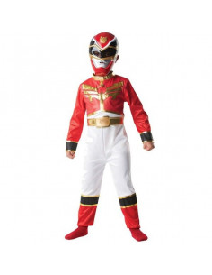 Disfraz Power Ranger Megaforce rojo infantil