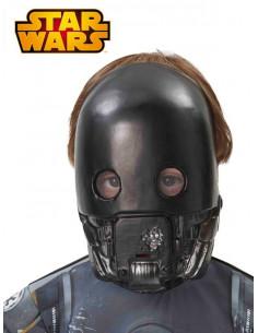 Máscara K-2SO Star Wars infantil