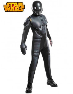 Disfraz K-2SO Star Wars deluxe adulto