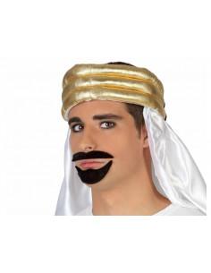 Bigote y perilla de árabe