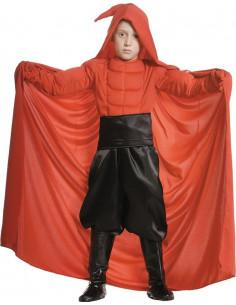 Disfraz de Demonio musculoso para niño