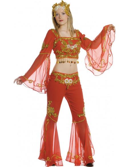 Disfraz de Tailandesa para mujer