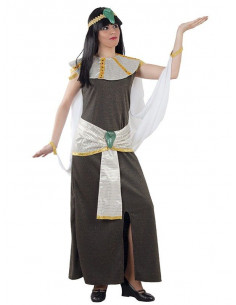 Disfraz de egipcia para mujer