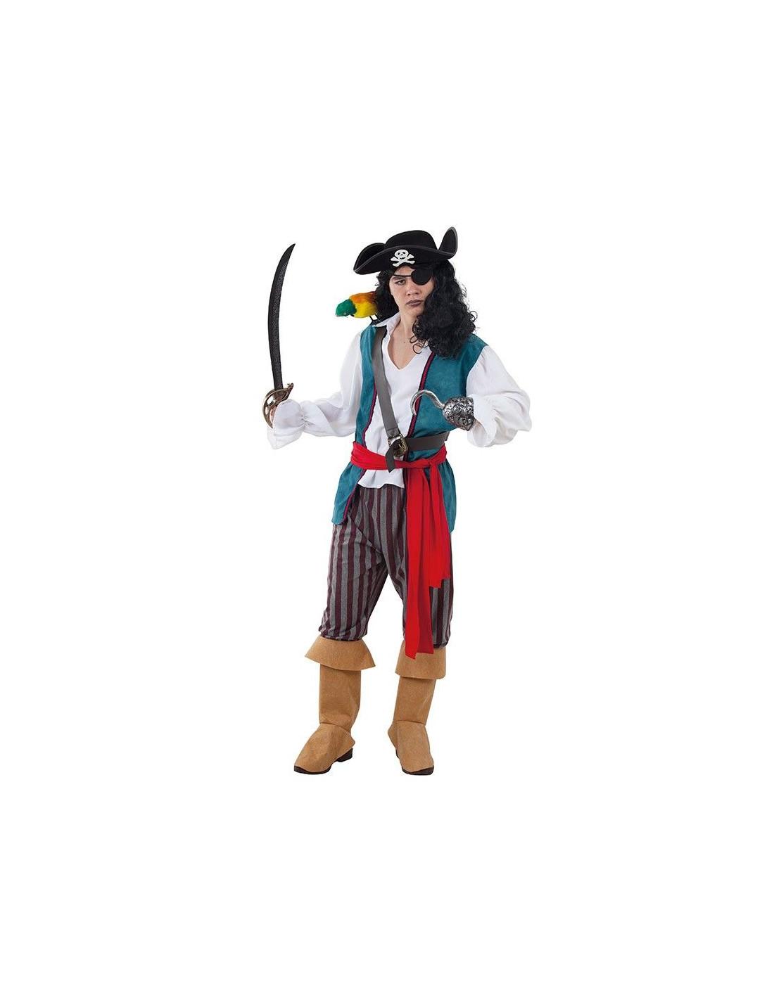 Disfraz de pirata para hombre - Comprar en Tienda ...