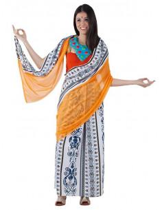 Disfraz Hindú mujer