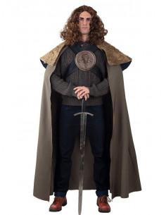 Capa Jon Nieve Guardián de la Noche