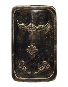 Escudo centurión romano bronce