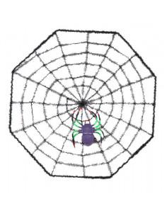 Tela de araña para decoración