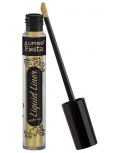 Maquillaje líquido al agua Dorado