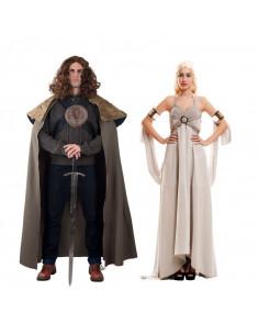 Disfraz en pareja de Juego de Tronos