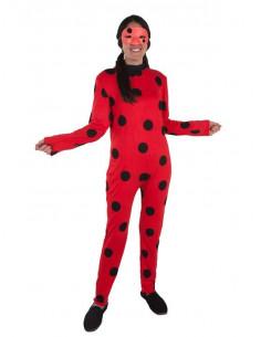 Disfraz Ladybug para mujer