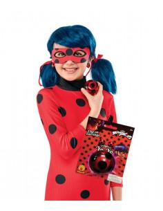 Kit Ladybug de yo-yó y pendientes niña