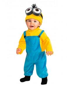 Disfraz Minion Kevin para bebé