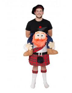 Disfraz de escocés para adulto