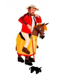 Disfraz de Picador a caballo