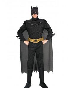 Disfraz Batman musculoso adulto