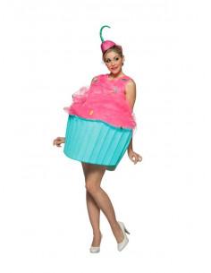 Disfraz Cupcake mujer