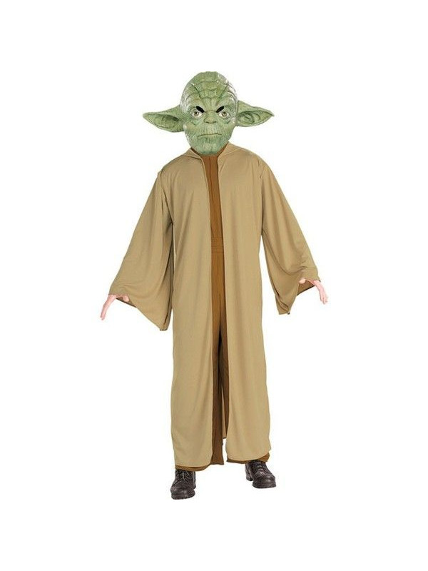 Disfraz Yoda de Star Wars para adulto