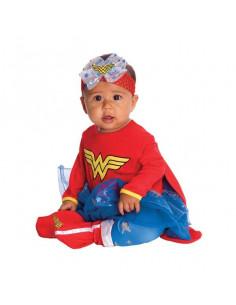 Disfraz Wonder Woman bebé