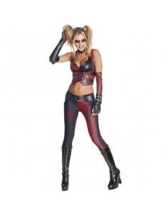 Disfraz Harley Quinn mujer Arkham city