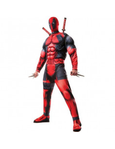 Disfraz Deadpool deluxe Marvel para hombre