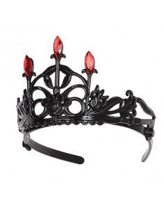 Corona de princesa gótica