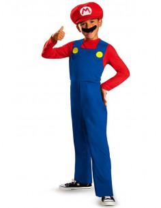 Disfraz Mario Bros para niño