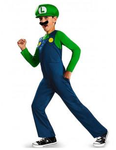 Disfraz Luigi para niño