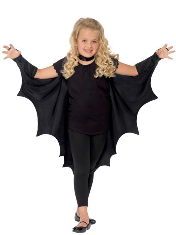 Capa vampira para niña