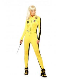 Disfraz Kill Bill para mujer